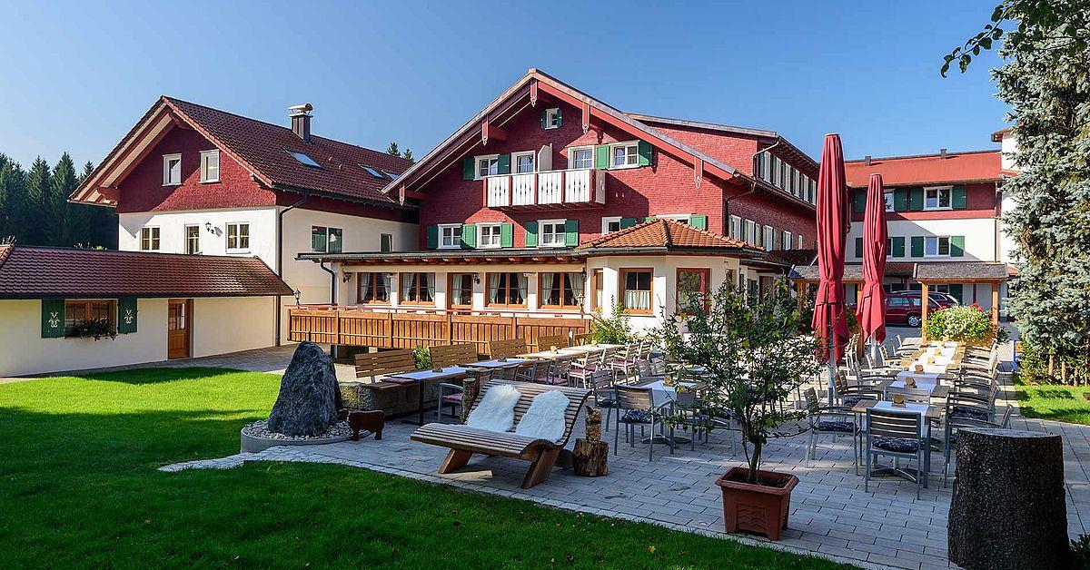 Hotel Natur Landhaus Krone Urlaub Im Allgau Zum Geniessen